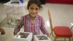 Cupcake (leedscityofsanctuary) Tags: community refugees asylum sanctuary islamic iftaar cohesion hamara harmonious cityofsanctuary