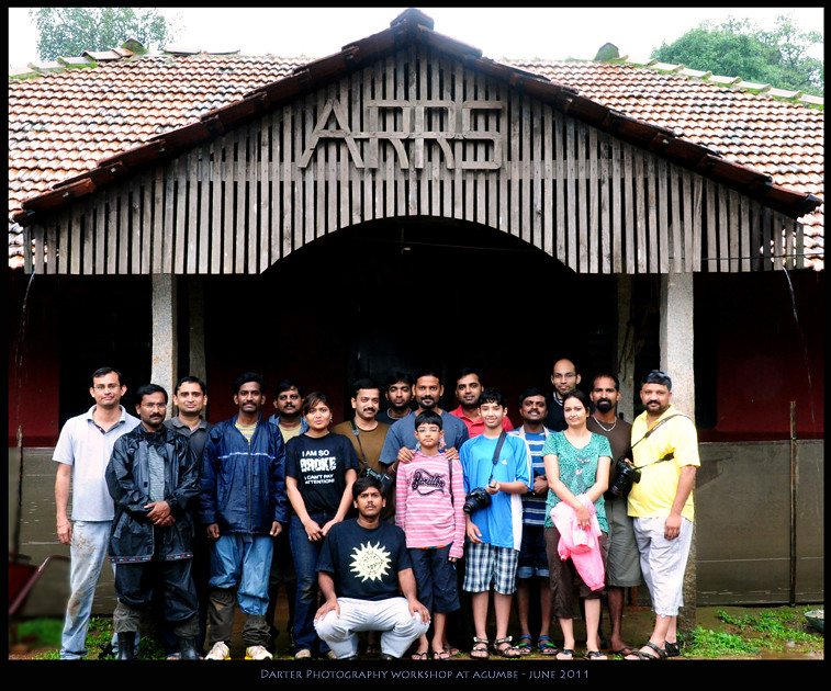Agumbe-Groupshoot