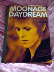 Moonage Daydream (xoxoicecream) Tags: 70s davidbowie mickrock ziggystardust