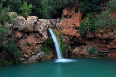 Pego do Inferno - Algarve (Turist of the World) Tags: travel portugal water waterfall nikon europe algarve tavira cascata ilustrarportugal spiritofphotography