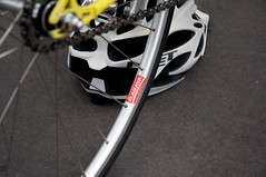 Look Kg 233 P (r(t.)) Tags: france look bike bicycle nikon d2x fixedgear miche vlo araya trackbike duraace mks flite 3ttt pignonfixe lookkg233p