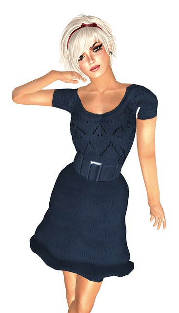 [IREN] My Knit Dress for TFG !