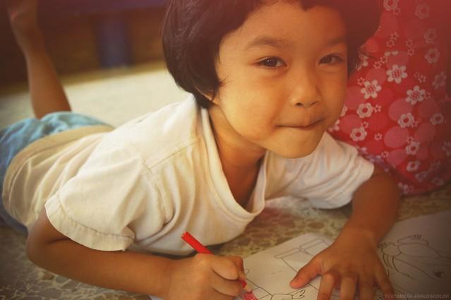 La maison des enfants Viengping