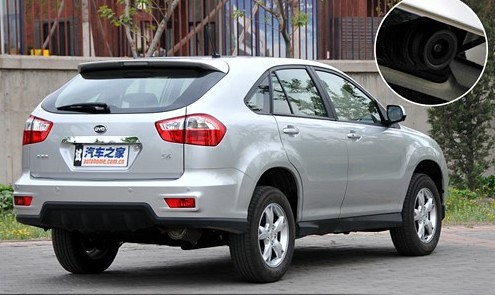 BYD S6 SUV Review & Road Test|Tail Part