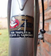 Columbus ZETA (coventryeagle48) Tags: 3 sport vintage corsa epoca ttt olmo campagnolo cinelli 3ttt velital