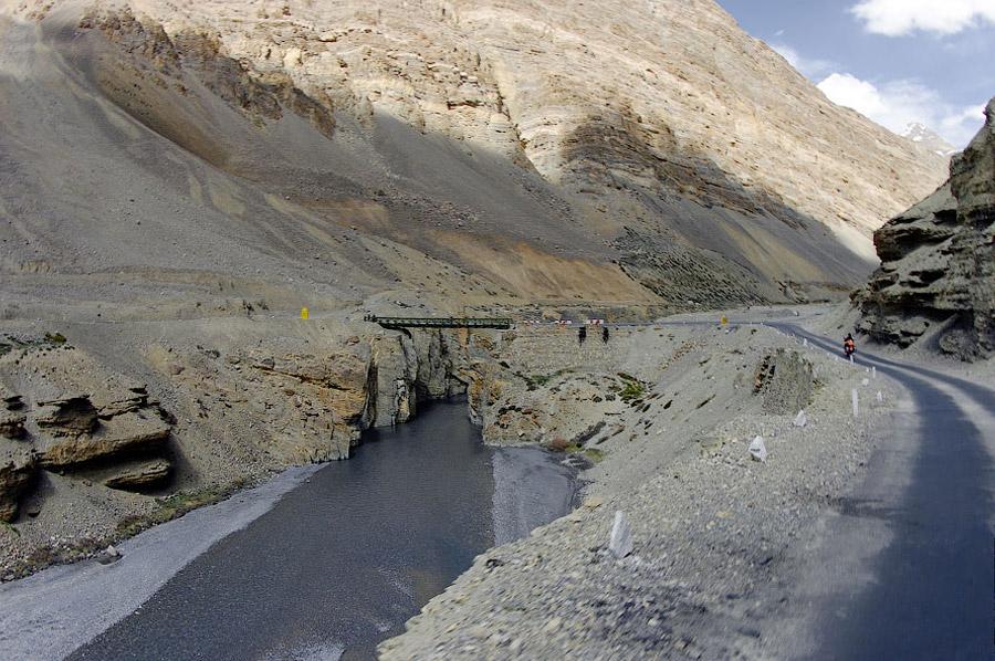 Мототрип по Гималаям, Индия 2009 - 2 - Кейлонг-Панг