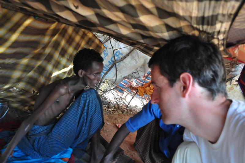 UNHCR News Story: Saving Somali children: Striving to stave off a health crisis in Ethiopian camp