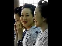(kyouto777) Tags: party portrait music art home japan canon eos kyoto sister super explore maiko geiko geisha 7d  kimono  2011