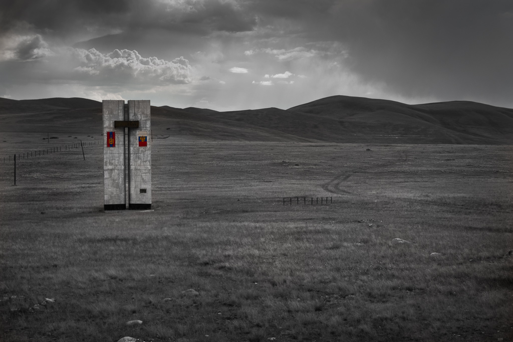 Mongolia_Russia_Border
