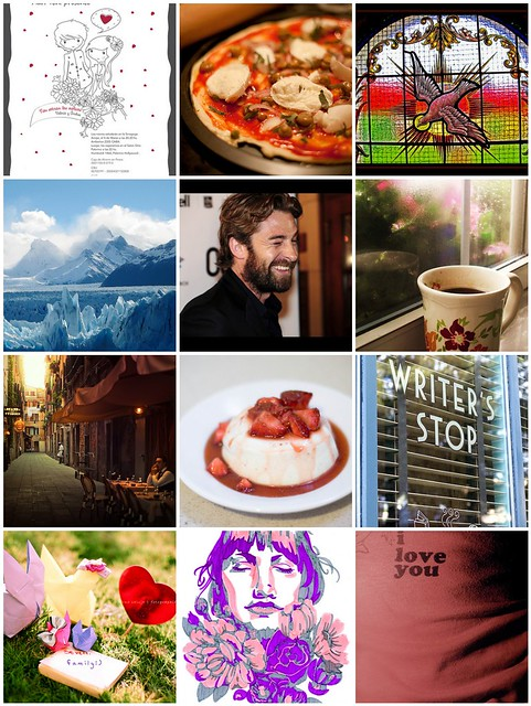 My Flickr Meme mosaic