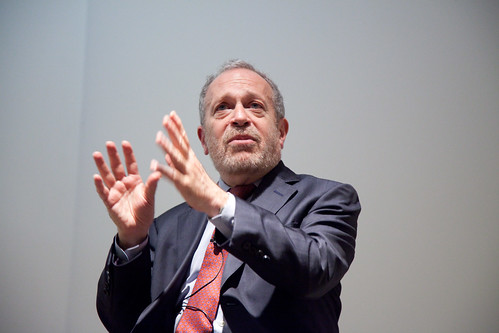 Reich speaks at the Take Back the American Dream conference