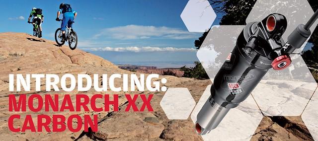 RockShox Monarch XX Carbon