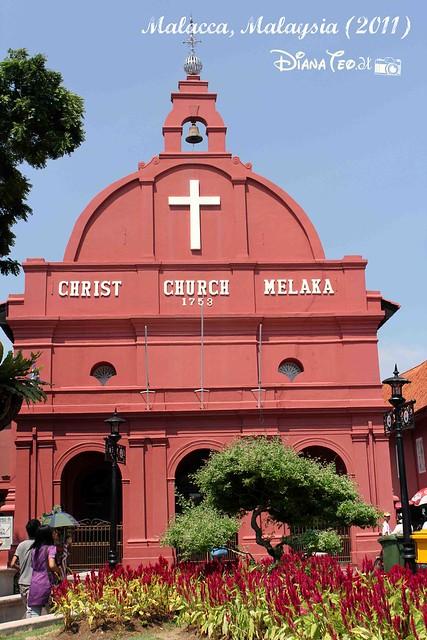 Christ Church Malacca 01