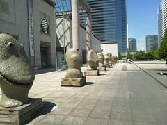 いろいろな顔-横浜トリエンナーレ2011の写真