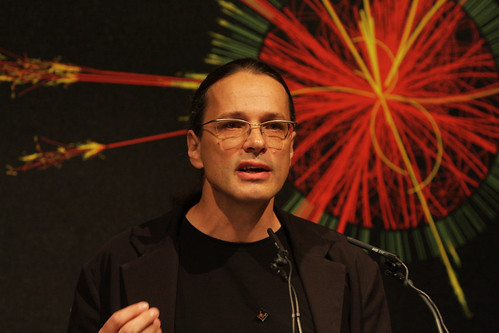 Gerfried Stocker - ORIGIN Symposium I by Ars Electronica