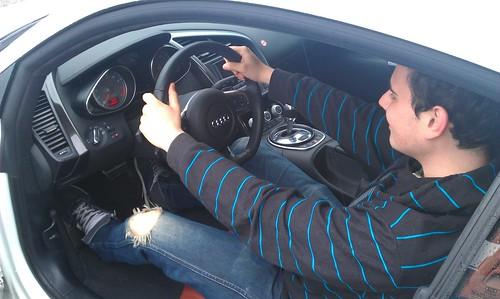 Audi R8 Tävling