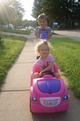 Pink-Car-Ride