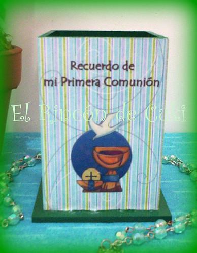 Lapicero Primera Comunión 1 by elrincondecuki