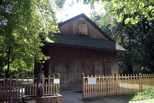 Hexenhäuschen am Prinzregentengarten
