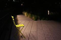 Chair, Highline  NYC (Eemo1873) Tags: nyc newyork manhattan memories thebigapple highlinepark