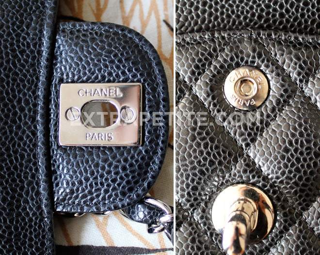 b7601fba7904 How to spot a fake Chanel  See it in pictures here!