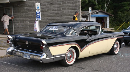 1957 Buick with a '57 Chevy front clip. … | Pinteres…