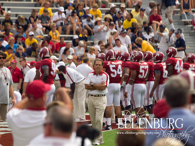fb 11-09-03 Bama vs Kent-45