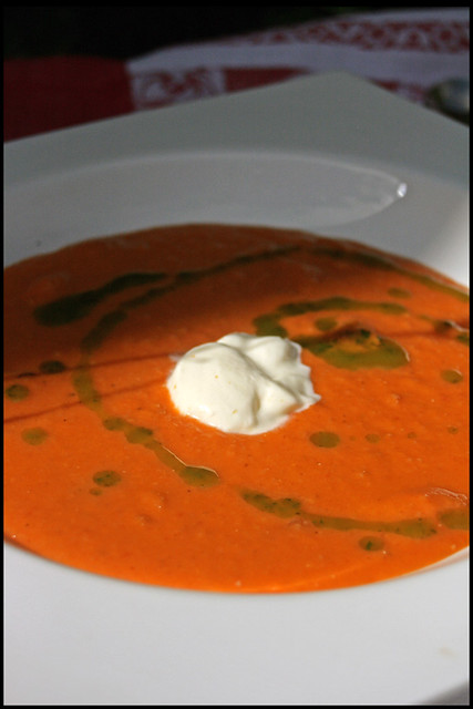 6114766509 c43c328d28 z Soupe de tomates rôties au miel