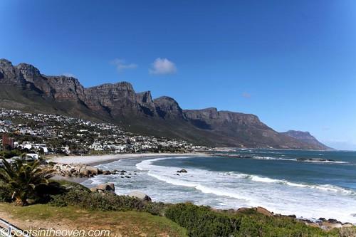 Suburban Cape Town
