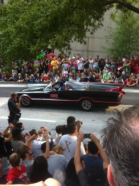 2011 Dragoncon - Batmobile