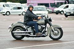 Harley Davidson (dprezat) Tags: classic motorcycles collection harleydavidson motorbikes vincennes motos sonyalpha700