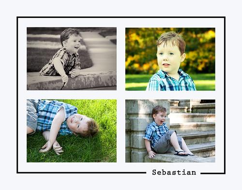 Sebastian's Collage