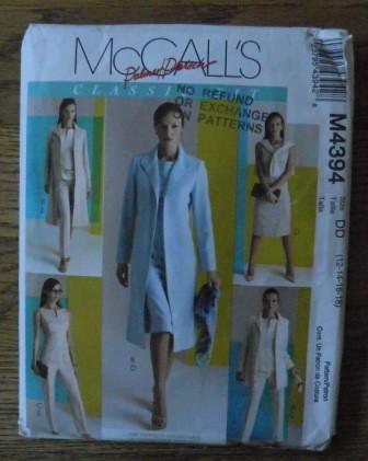 McCalls 4394