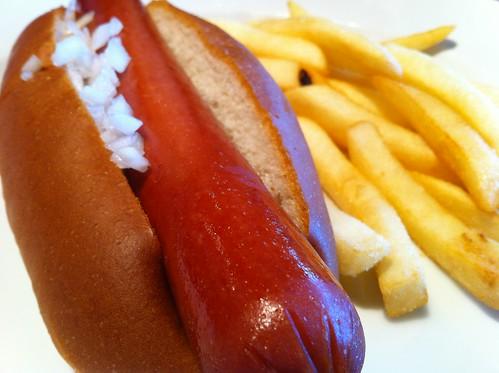 big hot dog