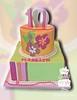 Aloha Luau 10th birthday (FaithfullyCakes) Tags: birthday cakes cake pittsburgh luau hawaiian 10th aloha tenth faithfully