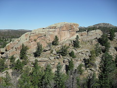 Vedauwoo, Wy 2 (ZephyrChaos) Tags: mountains wy shadowspictures