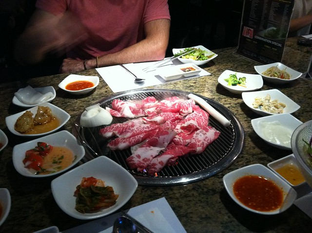 D4 korean bbq meat