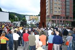 X. Aniversario del asesinato de Migue Angel Blanco