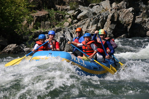 2011 South Fork American River by W.E.T. River Trips