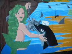 Risque Mermaid
