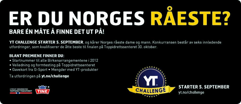 TINE YT_ Er du Norges Råeste? Side 1