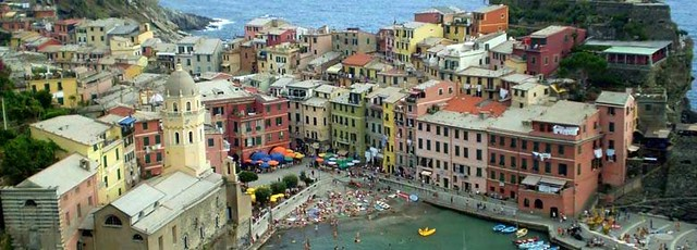 6127460514 b0549ebac8 z Flights to Genoa for hiking trip to Cinque Terre