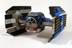 7150 TIE Fighter Front
