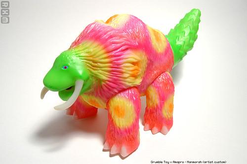 Grumble Toy x Amapro - Manmorah (artist custom)