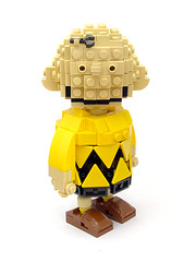 Good Grief (Legohaulic) Tags: lego peanuts charliebrown ironbuilder