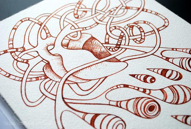 rusty heart detail 2