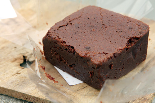 brownie from Paul A. Young