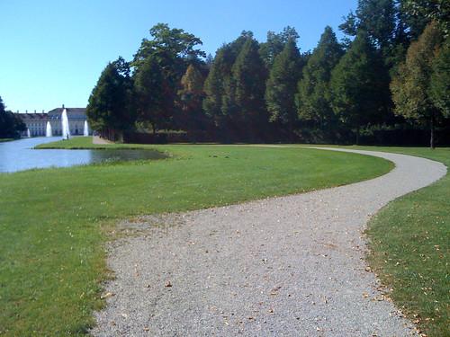 Bogen - Schloßpark Oberschleißheim