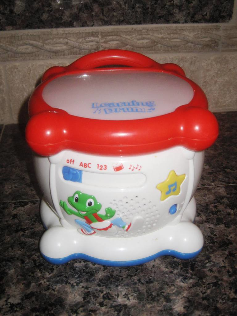 $5 LeapFrog Learning Drum