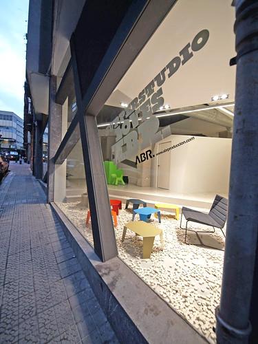 espacio de trabajo para empresa creativa supperstudio, bilbao 18